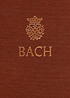 Klavieruebung II, IV by J. S. Bach
