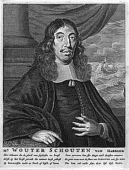 Author photo. Wouter Schouten (1638-1704)