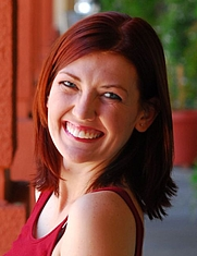 Author photo. Author Shannon O'Donnell