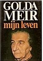 Mijn leven by Golda Meir