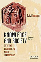 Knowledge and Society: Situating Sociology…