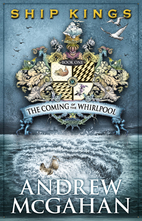 The coming of the whirlpool by Andrew…