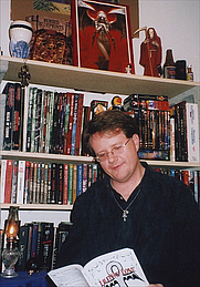 Author photo. Photo courtesy of Dan Shaurette