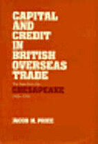 Capital and Credit in British Overseas…