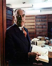 Author photo. Portrait of Dean Acheson, from a series of color portraits of Truman cabinet members <a href=&quot;http://www.trumanlibrary.org/photographs/view.php?id=71&quot;>Turman Library Photographs</a>