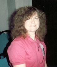 Author photo. Taken in 1989.