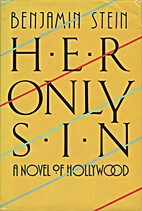 Her Only Sin by Benjamin J. Stein