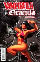 Vampirella vs. Dracula # 5 by Joe Harris