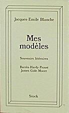 Mes modèles : Souvenirs…