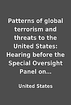 Patterns of global terrorism and threats to…