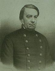 Author photo. José María Paz. Litoghrafía de E. Desmaisons, Paris