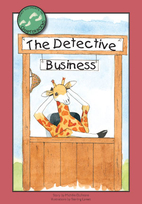 The Detective Business by Michele Dufresne