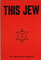 This Jew by Rev. Arthur B. Klyber