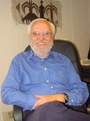 Author photo. Vernon O. Egger