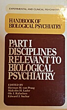 Disciplines relevant to biological…
