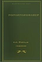 Nonsenseorship by George Palmer Putnam