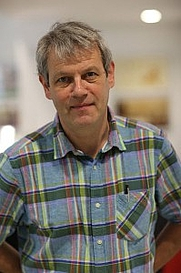 Author photo. Axel Scheffler