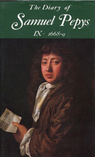 The Diary of Samuel Pepys {1668-69} by…