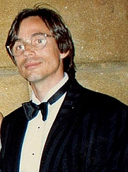 Author photo. Photo by Alan Light, 1988 (Cropped/Wikipedia & Flickr)