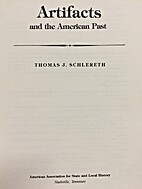 Artifacts and the American Past by Thomas J.…