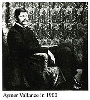 Author photo. Aymer Vallance (1862-1943)
