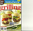 Taste of Home Recipe Cards: Grilling by…