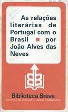 As relações literária de Portugal com o…