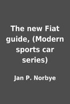 The new Fiat guide, (Modern sports car…