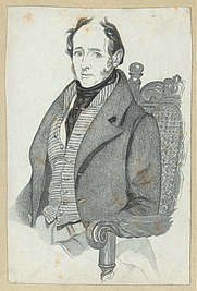Author photo. Courtesy of the <a href=&quot;http://digitalgallery.nypl.org/nypldigital/id?499577&quot;>NYPL Digital Gallery</a> (image use requires permission from the New York Public Library)