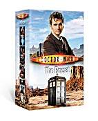 Doctor Who Box Set (Peacemaker, Wishing Well…
