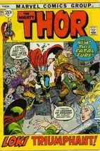 Thor # 194 by Gerry Conway