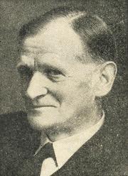 Author photo. John Dover Wilson