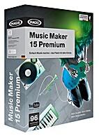 MAGIX Music Maker 15 Premium (2dvds) by…