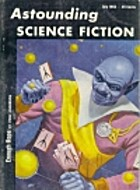 Astounding Science Fiction July 1953: Enough…