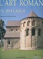 L'art roman en Belgique : architecture, art…
