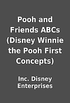 Pooh and Friends ABCs (Disney Winnie the…