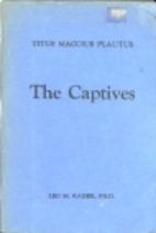 Captivi by Titus Maccius Plautus