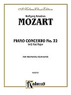 Piano Concerto in E-flat Major, K. 482 by…