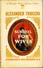 School for Wives by Alexander Trocchi