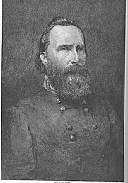 Author photo. General James Longsteet, CSA, from a wartime photograph.