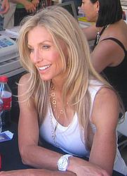 Author photo. Heather Thomas. Photo by Ron Hogan.
