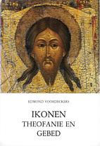 Ikonen theofanie en gebed by Edmond…