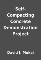 Self-Compacting Concrete Demonstration…