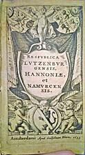 Respublica Lutzenburgensis, Hannoniae,…