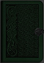 Celtic Swirl Embossed Leather Journal by…