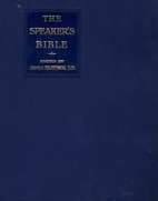 The Speaker's Bible. First and Second…