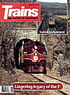 Trains, vol. 43, n° 8 - June 1983 by David…