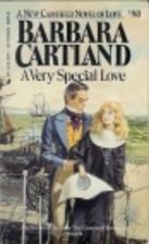 A Very Special Love by Barbara Cartland