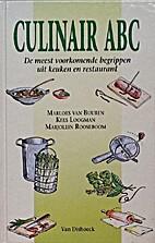 Culinair ABC : de meest voorkomende…