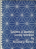 Sashiko : a Japanese Sewing Technique by…